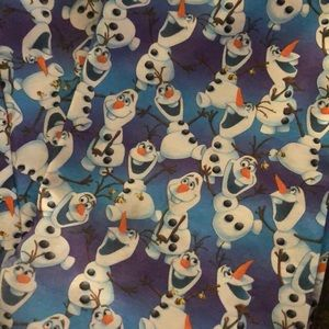 Disney Olaf leggings